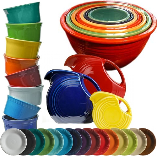 Fiesta Dinnerware - Squirrelly Minds