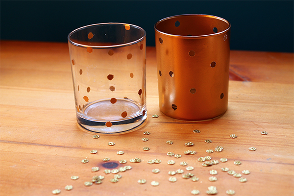 DIY Polka Dot Glasses from Squirrelly Minds