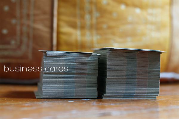 Squirrelly Minds is Getting Ready for Alt with Business Cards