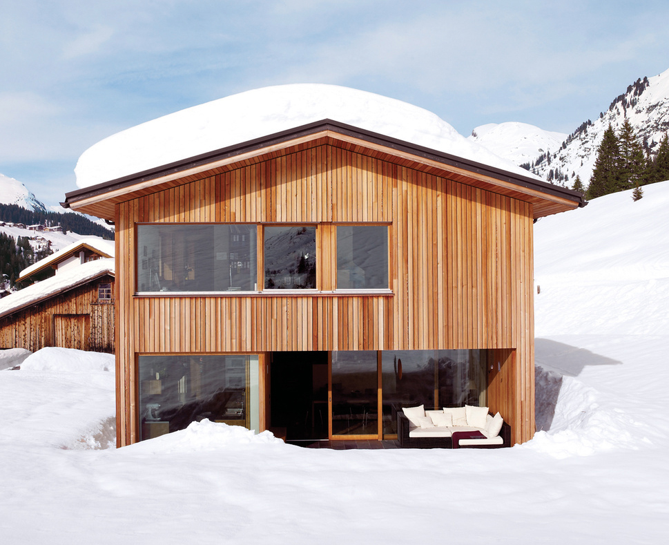 Snowy Spaces on Squirrelly Minds - Mountain home from Dwell