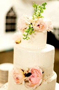 Wedding cakes, no fondant allowed - Squirrelly Minds