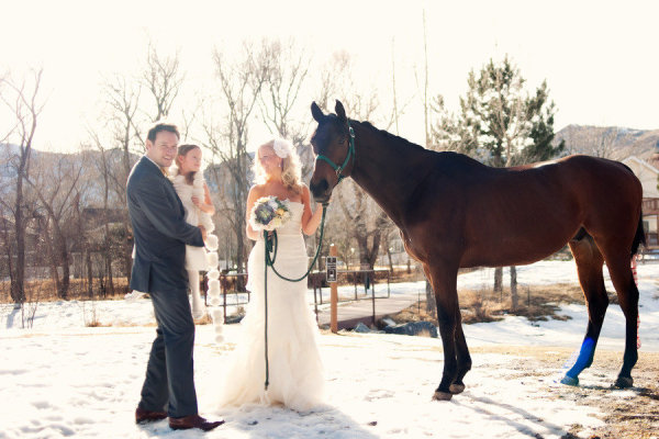 Animalistic Weddings on Squirrelly Minds with Photography by Brinton Studios
