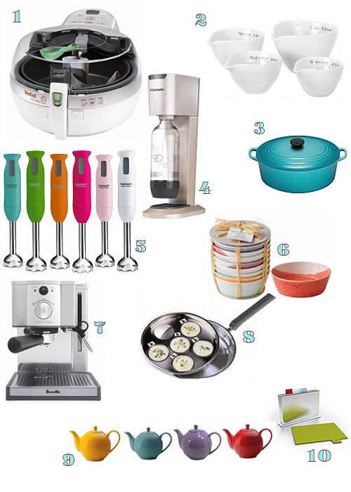 Awesome Last Week I Discussed What You Need To Know Before Starting Your Gift  Registry. This Week I Show You 10 Must Have Items For Your Kitchen.