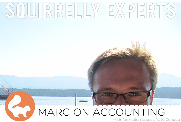 Squirrelly Experts - Marc on Accounting