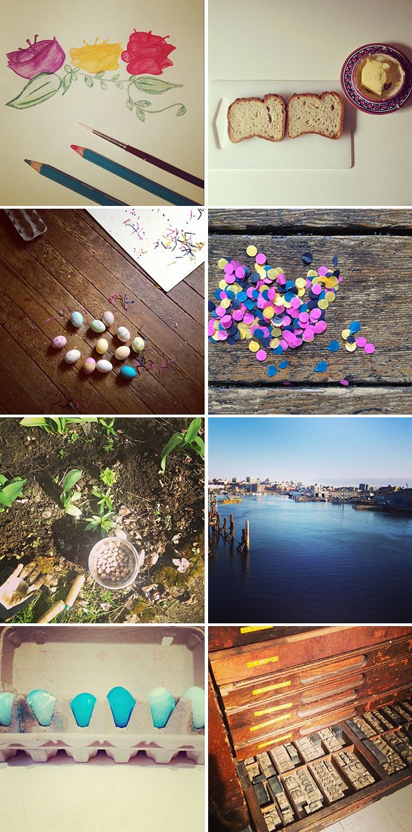 March Instagram Picks on Squirrelly Minds