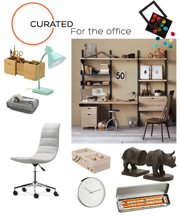 Curated for the Office on Squirrelly Minds
