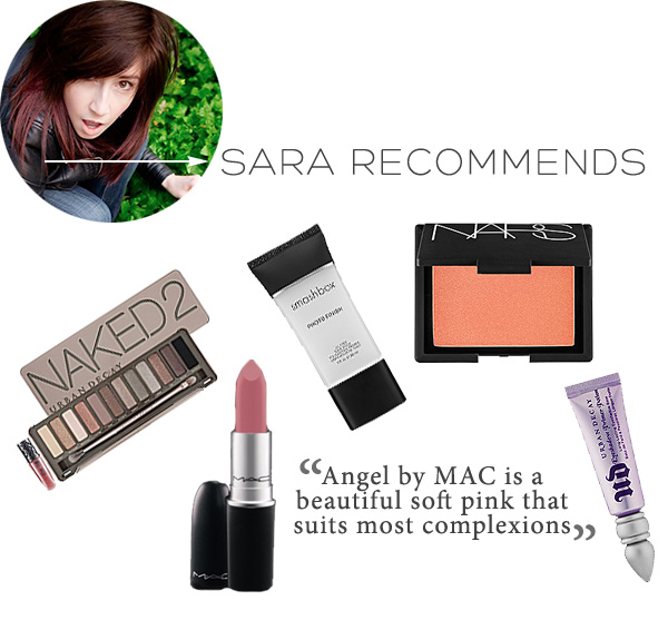 Squirrelly Experts - Sara on Makeup