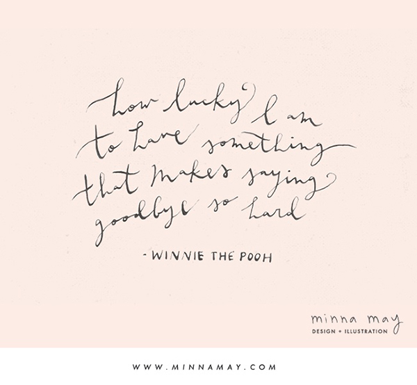 Pinned Via April Edition on Squirrelly Minds | Minna May Calligraphy