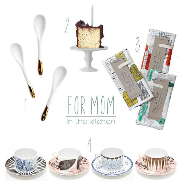 Mother's Day Gift Guides - For the Kitchen | Squirrelly Minds