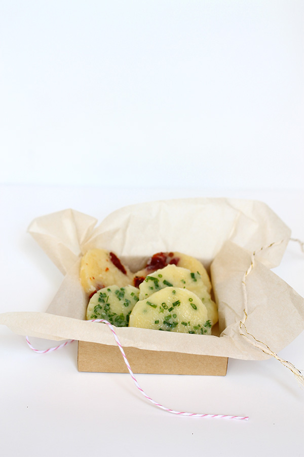 DIY Flavoured Butter Gift Box