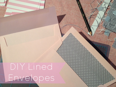 23 delight diy envelopes - photo #11