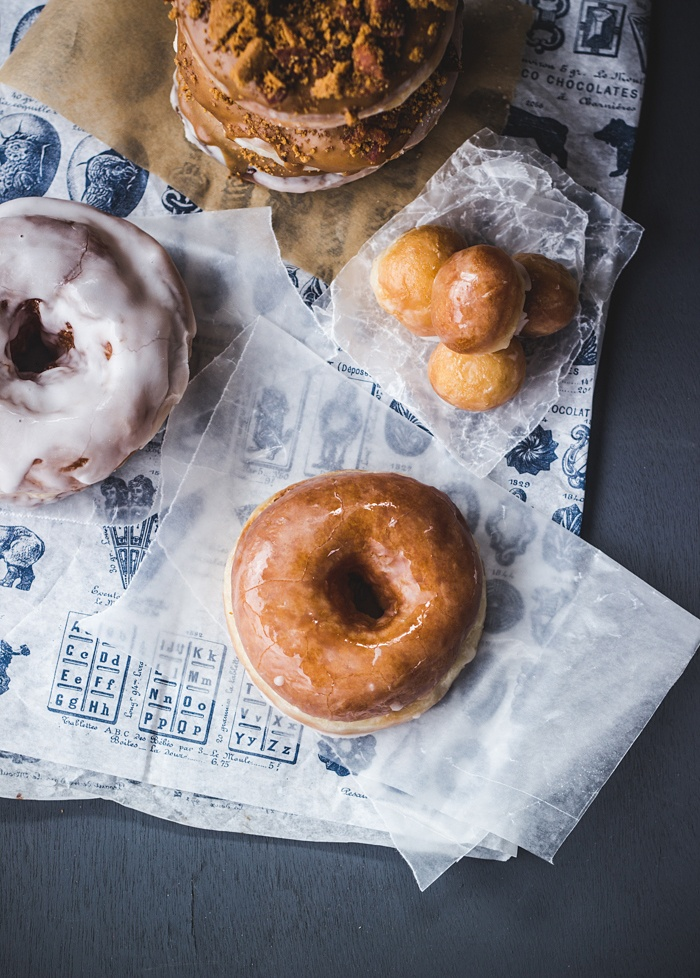 Pinned Via May Edition on Squirrelly Minds   How to Make Doughnuts on Top with Cinnamon