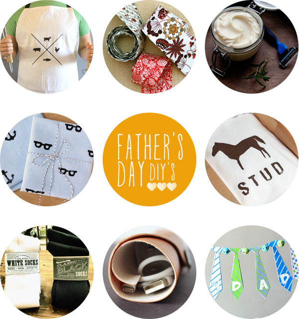 Father's Day DIY Roundup on Squirrelly Minds