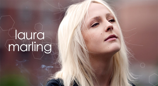 Laura Marling on Music Monday at Squirrelly Minds