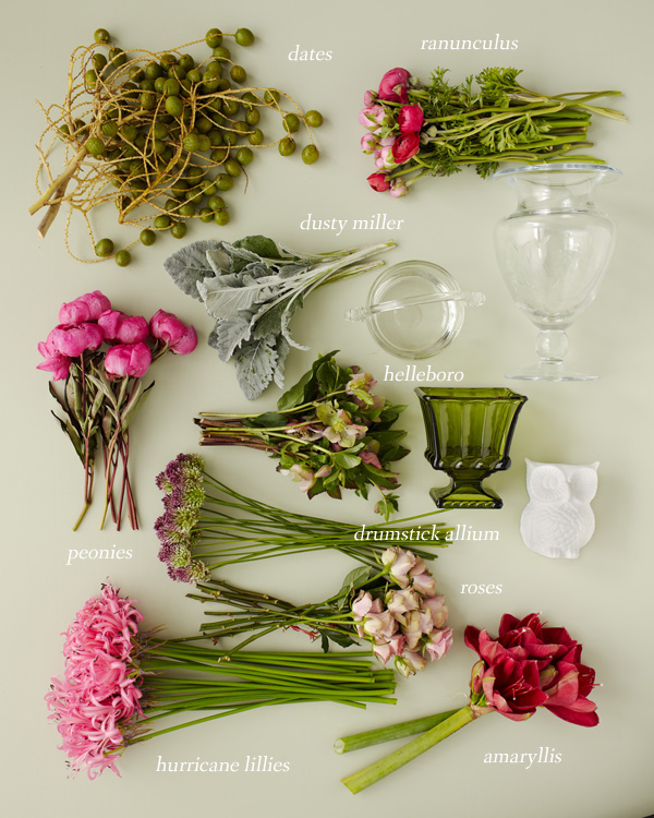 Flower Guide by Ruffled Blog on Squirrelly Minds