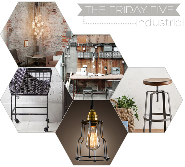 The Friday Five - Industrial   Squirrelly Minds
