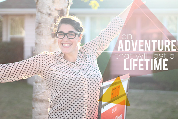 Life | My biggest adventure yet