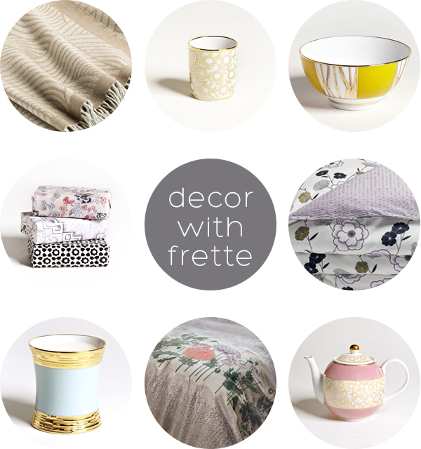 The Bungalow Inspiration Files - Decor with Frette