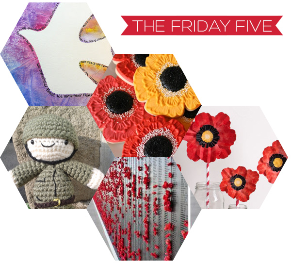 The Friday Five - Remember on Squirrelly Minds
