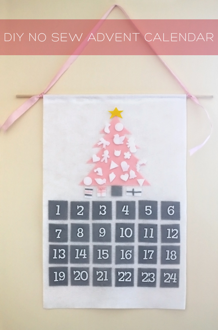 Diy Sewing Advent Calendar : Holiday must make advent calendars squirrelly minds