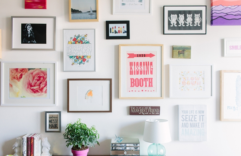 The Bungalow Inspiration Files - Studio | Squirrelly Minds