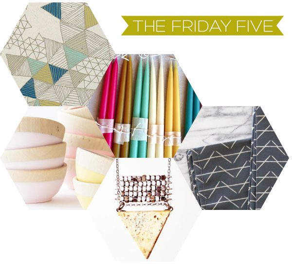 The Friday Five - Gift Guide on Squirrelly Minds