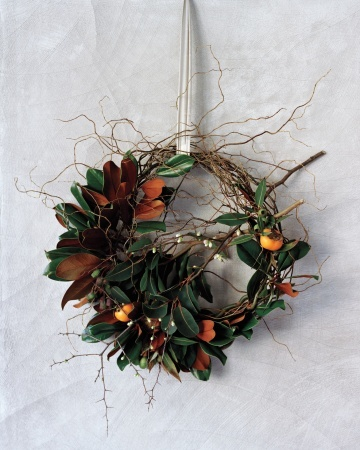 Holiday Wreath by Emily Thompson on Squirrelly Minds