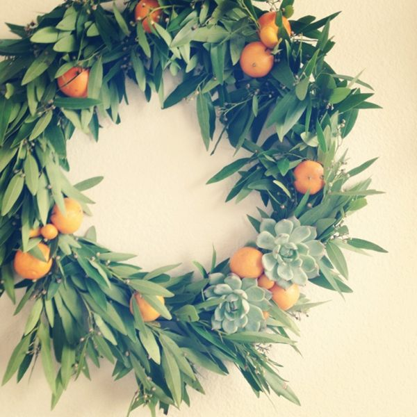 holiday wreath by JL Designs on Squirrelly Minds