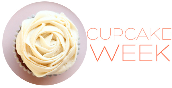 Cupcake Week on Squirrelly Minds