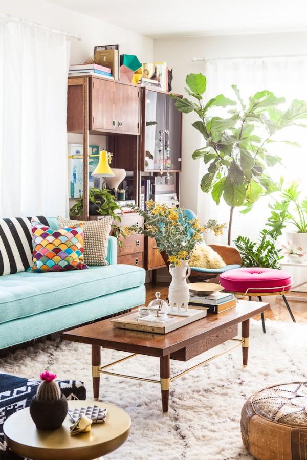 Plants in the Home - Style by Emily Henderson   Squirrelly Minds