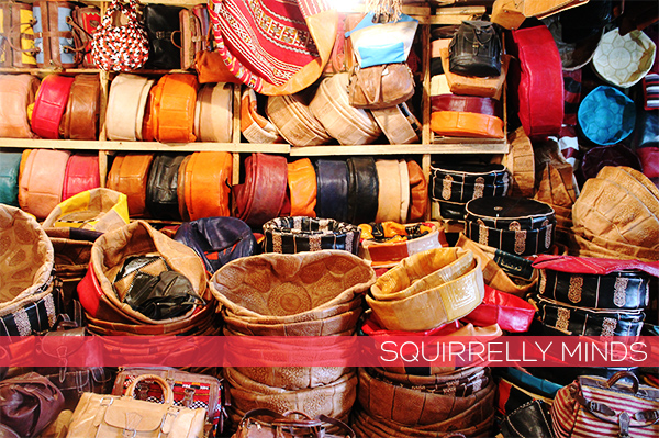 Moroccan Finds | Squirrelly Minds