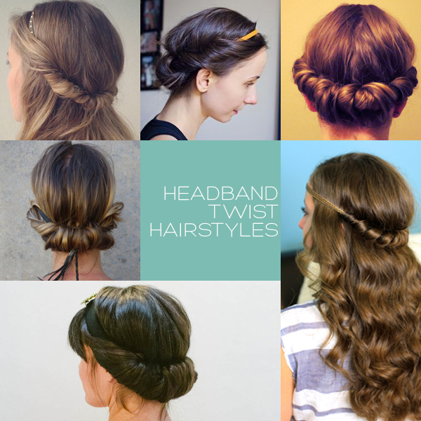 The Jane Austen Twist Hairstyle | Squirrelly Minds
