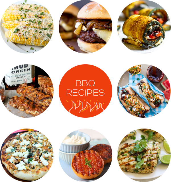 8 Summer BBQ Recipes | Squirrelly Minds