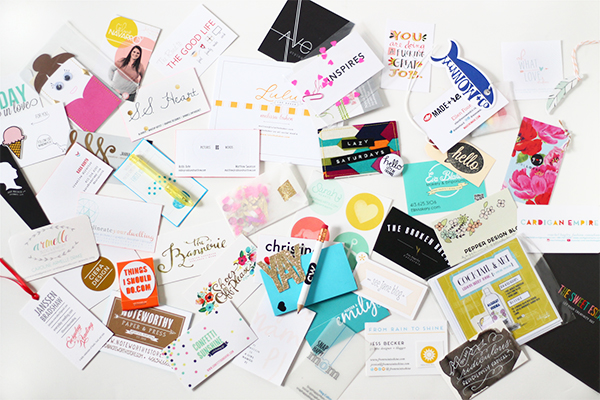 Alt Summer 2014 Business Cards | Squirrelly Minds