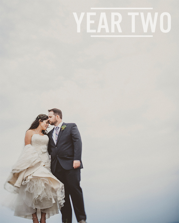 Our Wedding Anniversary - Year Two | Squirrelly Minds / photo by Ameris