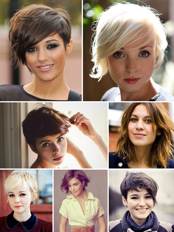 Short Hairstyles | Squirrelly Minds