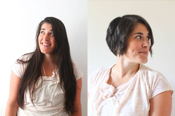 On Donating Hair | Squirrelly Minds