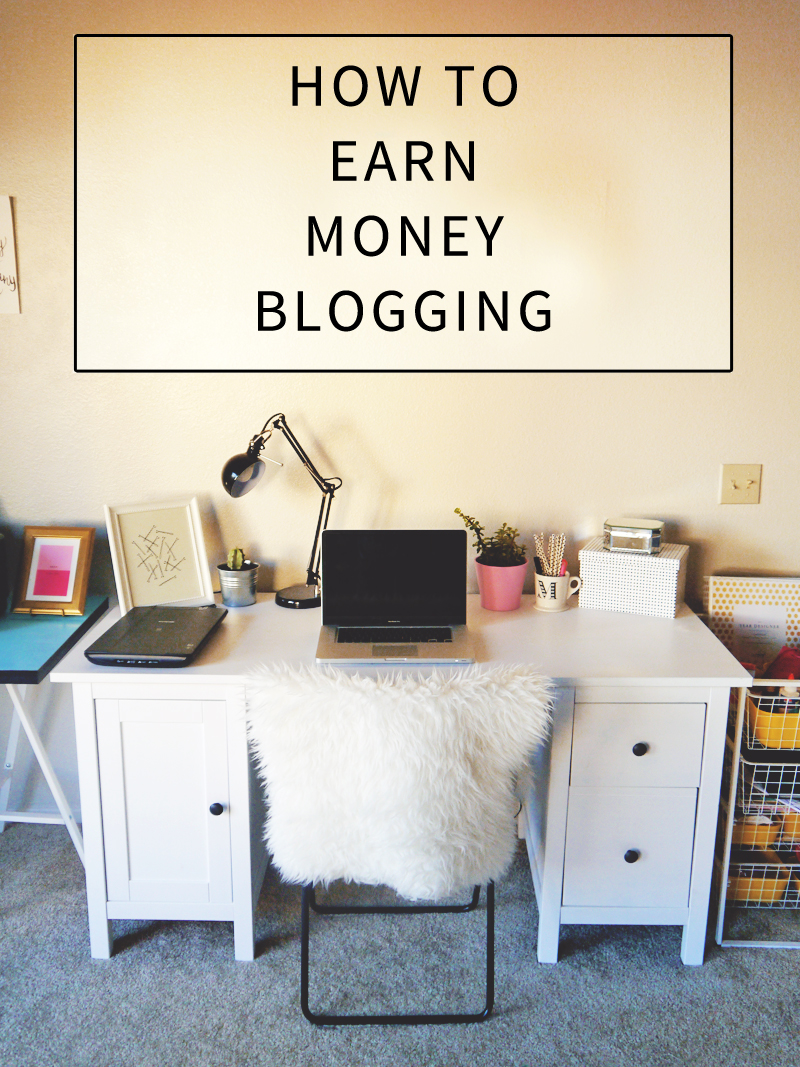 How to earn money blogging from The Nectar Collective