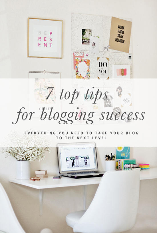 Blogging Success from Pretty Fluffy