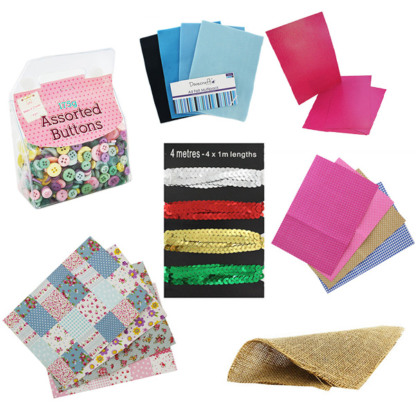 Scrapbook Supplies with The Works | Squirrelly Minds