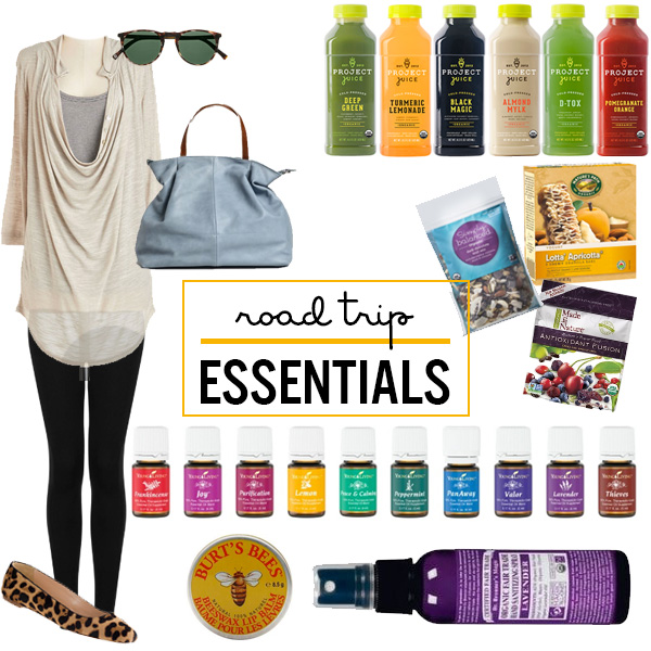 Road Trip Essentials | Squirrelly Minds