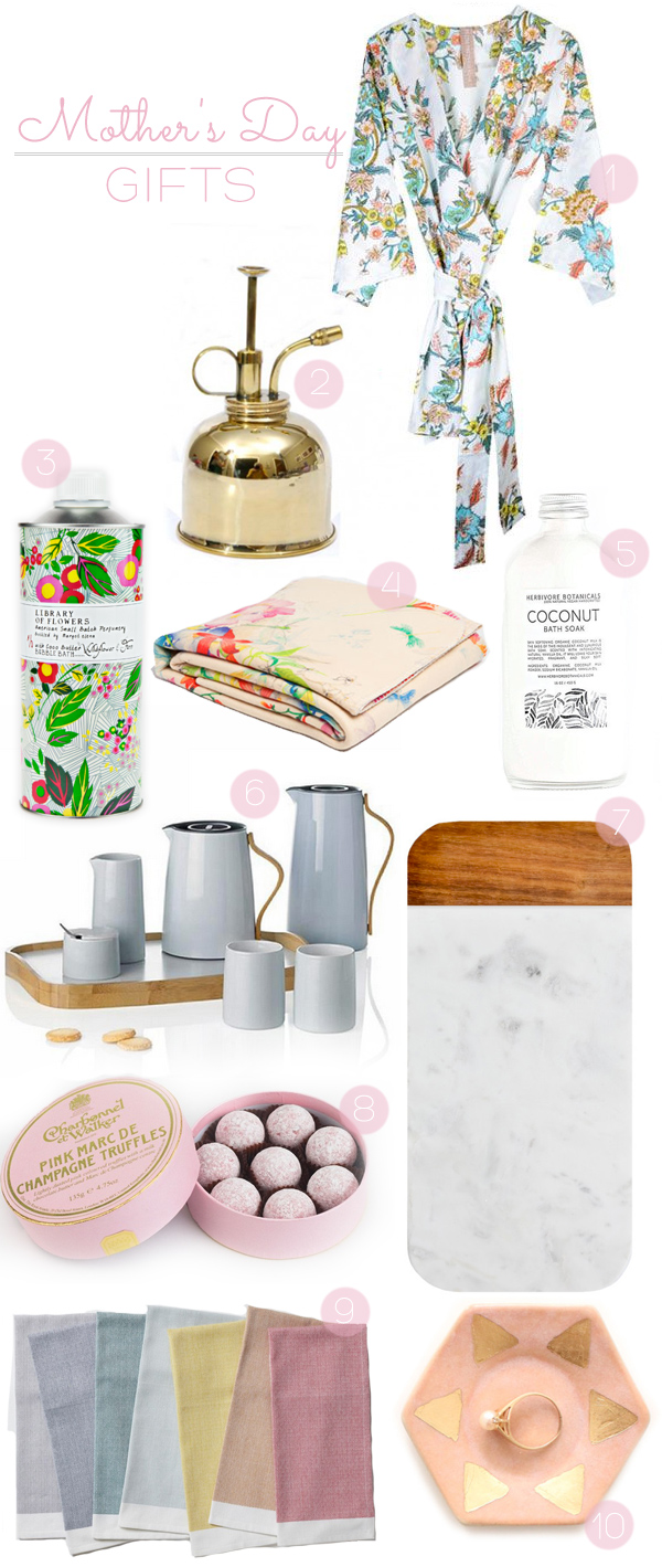 Mother's Day Gifts under $100 | Squirrelly Minds