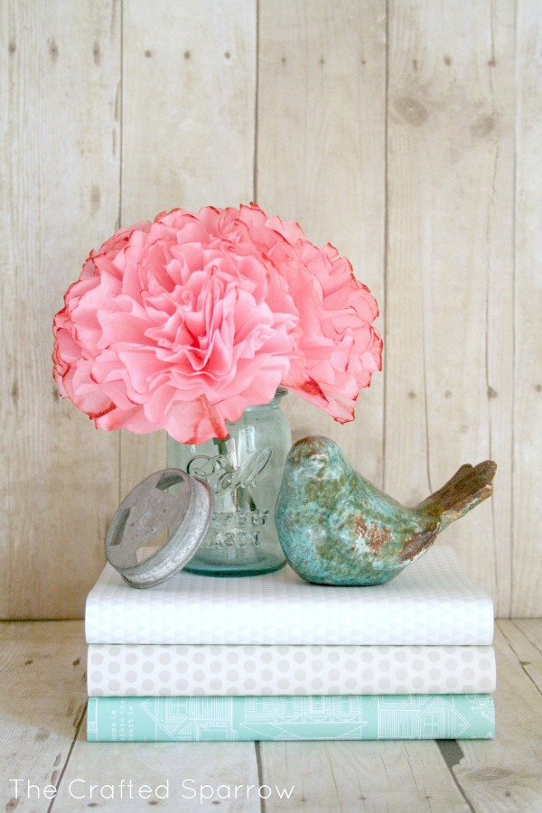 Top 7 Peony DIY's - Photo by Snap! | Squirrelly Minds