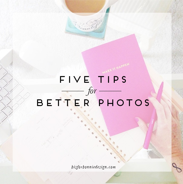 10 must-read posts to help you take better smartphone pictures - Photo by B is for Bonnie Design | Squirrelly Minds
