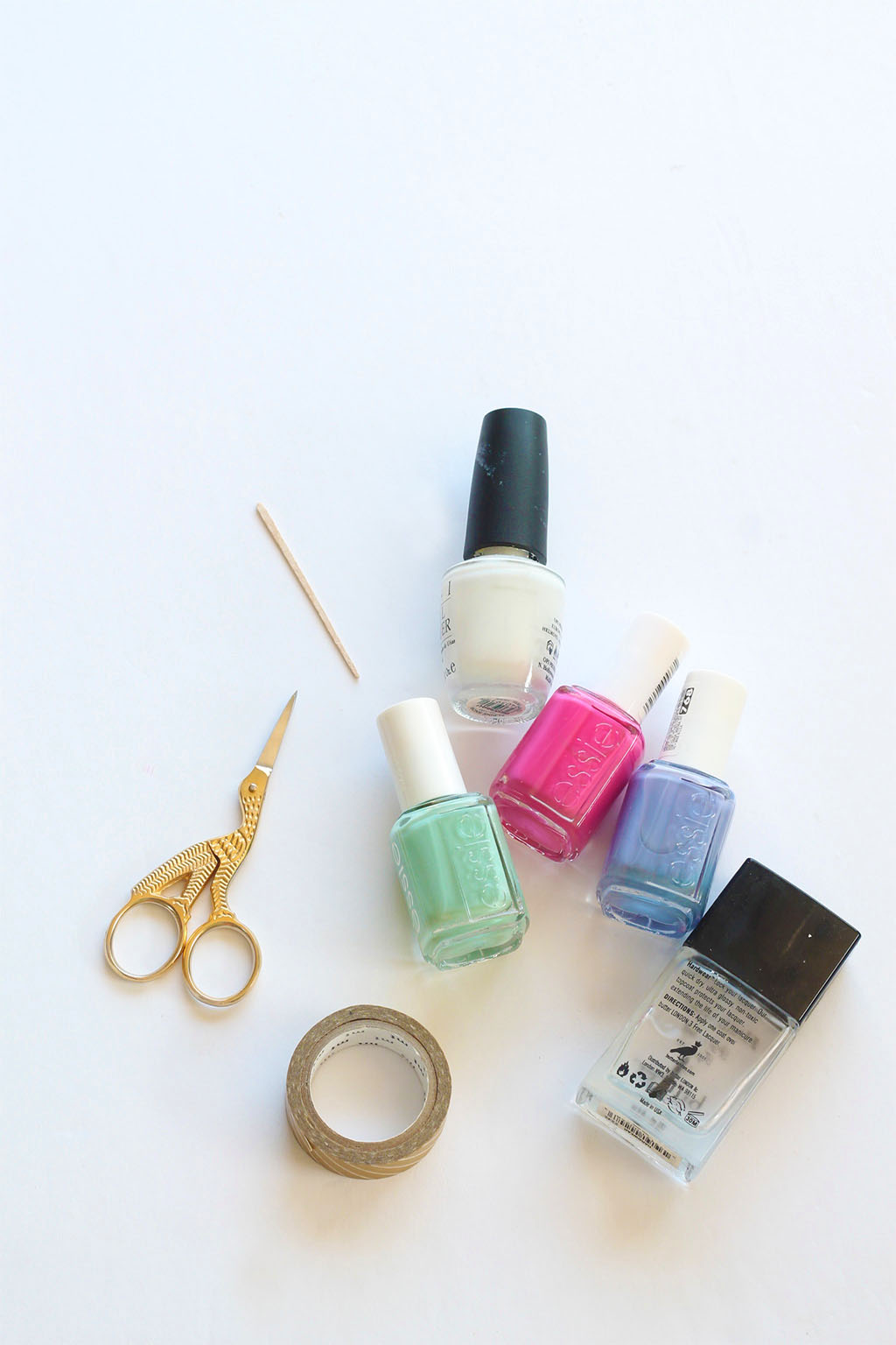 Ice Cream Cone Manicure | Squirrelly Minds