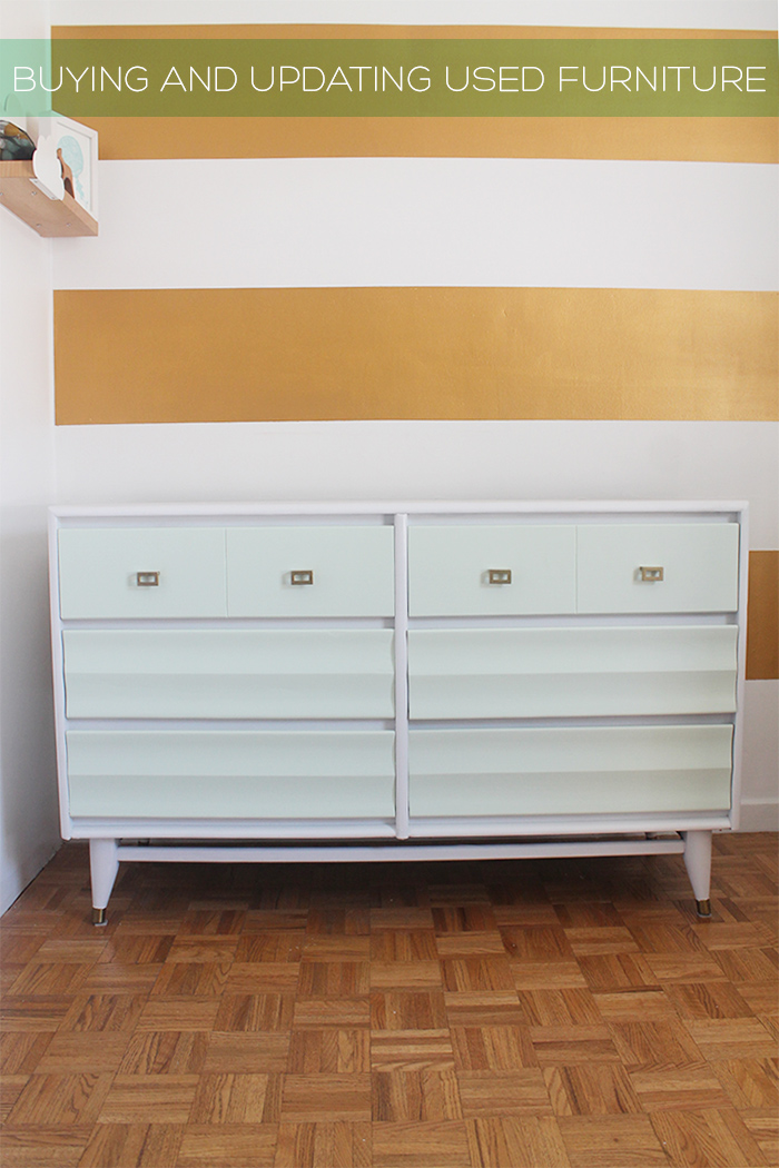 Tips and Tricks When Buying and Updating Used Furniture | Squirrelly Minds