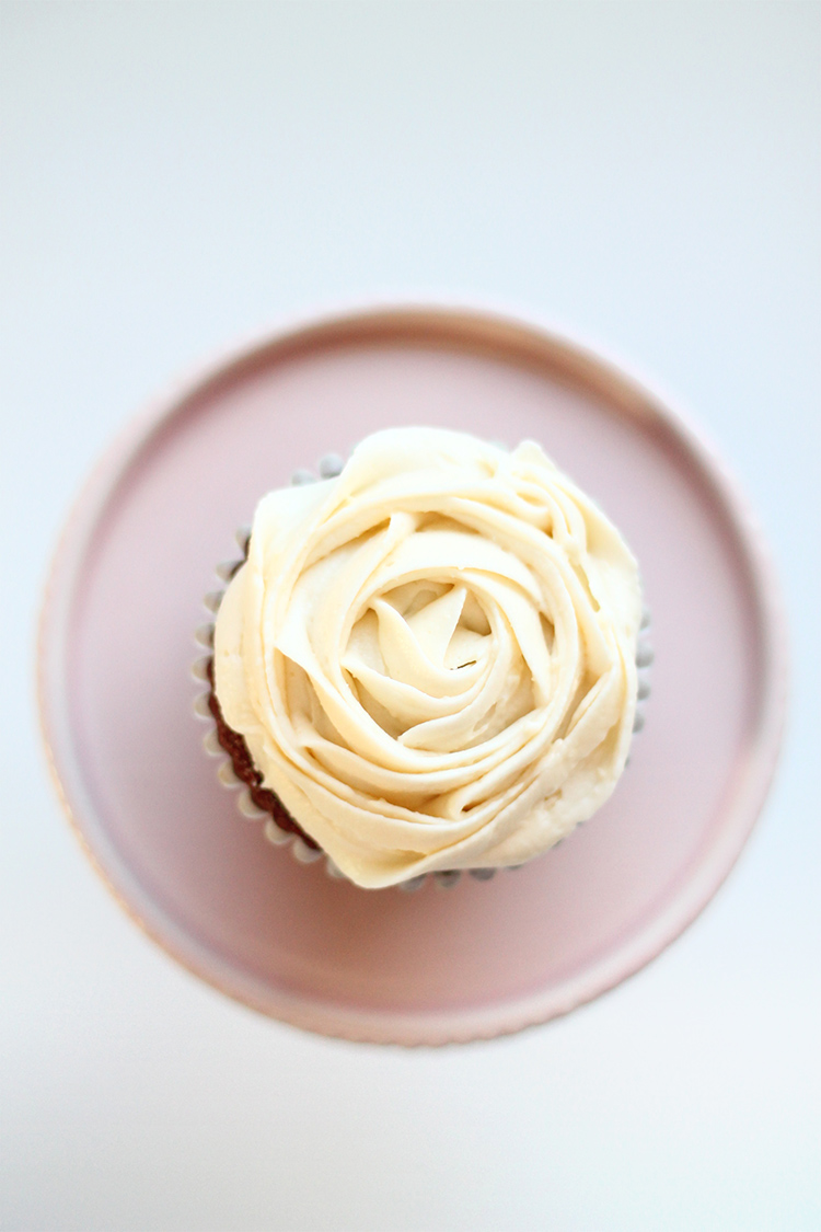 The Perfect Vegan Red Velvet Cupcake on Wayfair by Squirrelly Minds